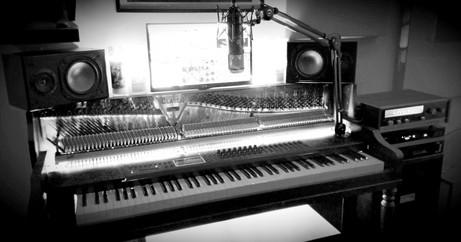 OK MIXING STUDIO PIANO