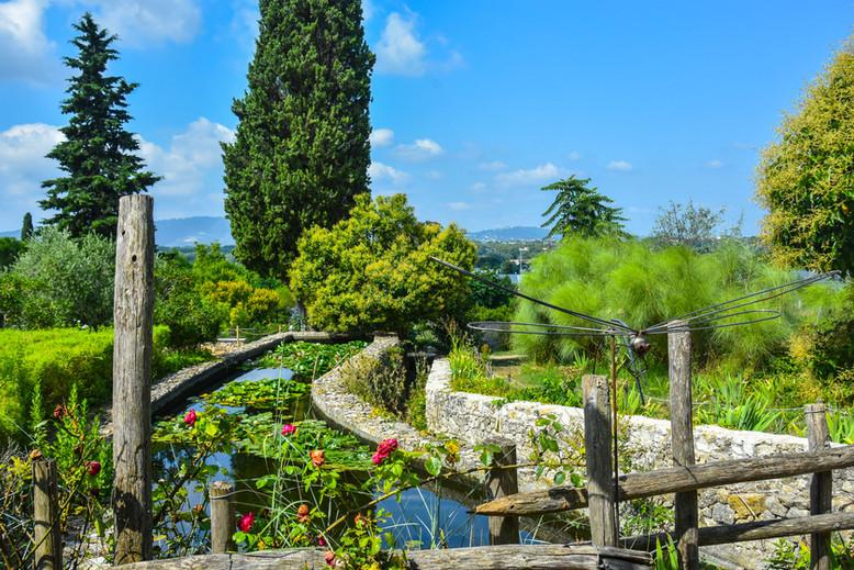 Jardins du MIP de Grasse - Carlo Barbier