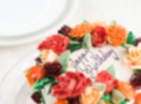 Blumen-Kuchen