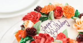 Herzlichen Glückwunsch zum 5. Geburtstag...