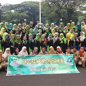 Monev dan rencana Kegiatan UKS Kota Bandung