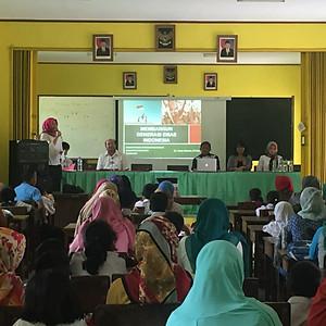 Sosialisasi Membangun Generasi Emas Indonesia (SDN Mandalaherang III- Sumedang)