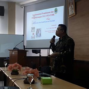 Rakor TP UKS Prov Jabar BKPP Wilayah II 2017