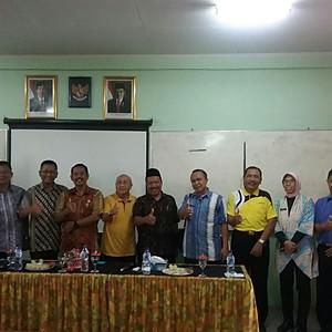 Pembinaan UKS Indramayu, Cirebon, dan Kuningan
