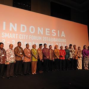 Indonesia Smart City Forum 2016