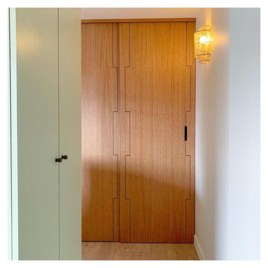 Portes de dressing coulissantes