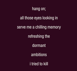 #ambition #drive #memory #decisions