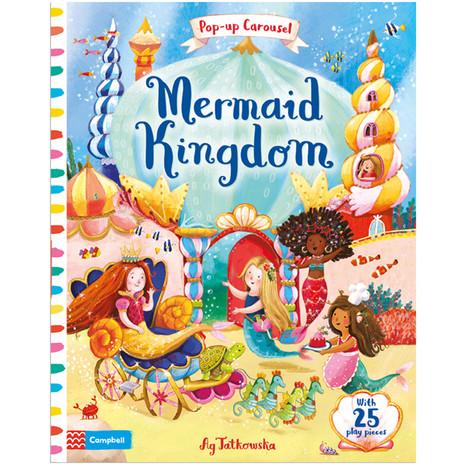 Pop-ip Carousel : Mermaid Kingdom