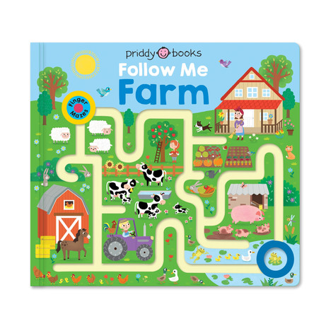 Follow Me Farm book