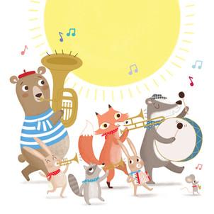 Fête de la Musique Animal Band