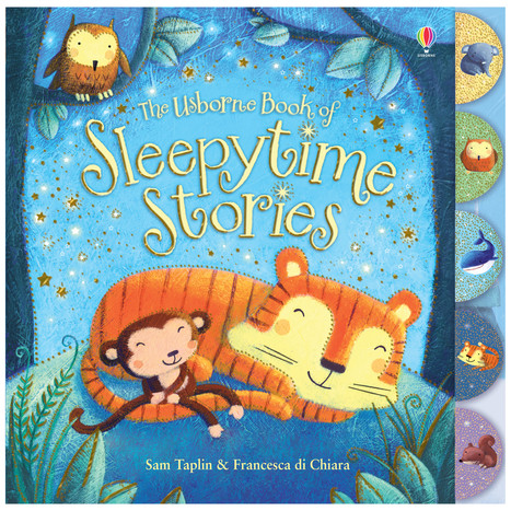 The Usborne Book of Sleepytime Stories