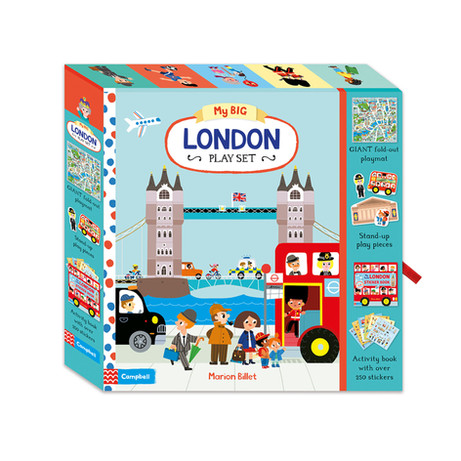 My BIG London PLAYSET