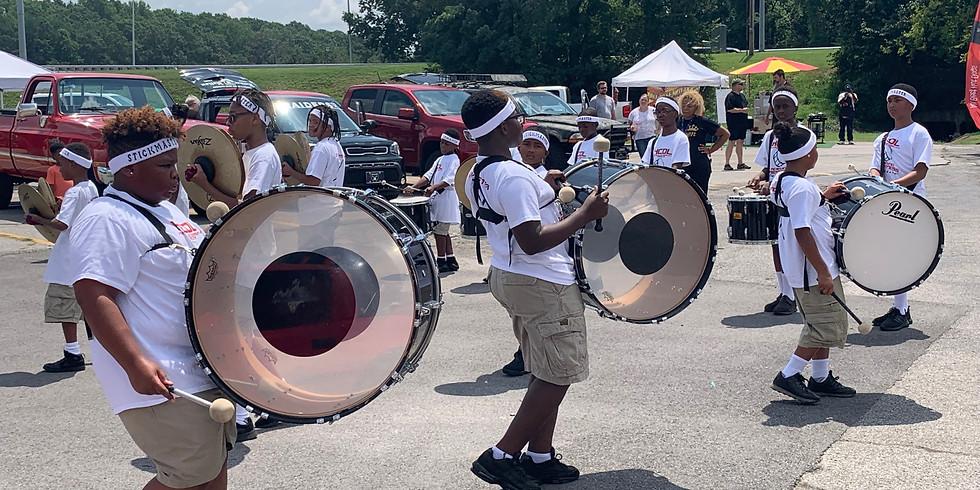 iDrum Summer Exhibition - Huntsville Drumline