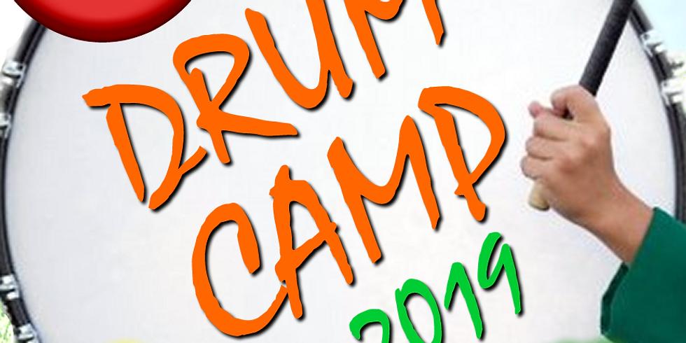 Drum Camp 2019