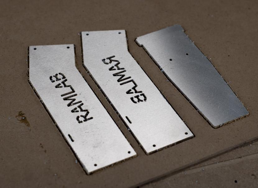 CNC frezen aluminum