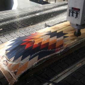 Langplanck Longboard