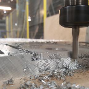 Aluminium frezen