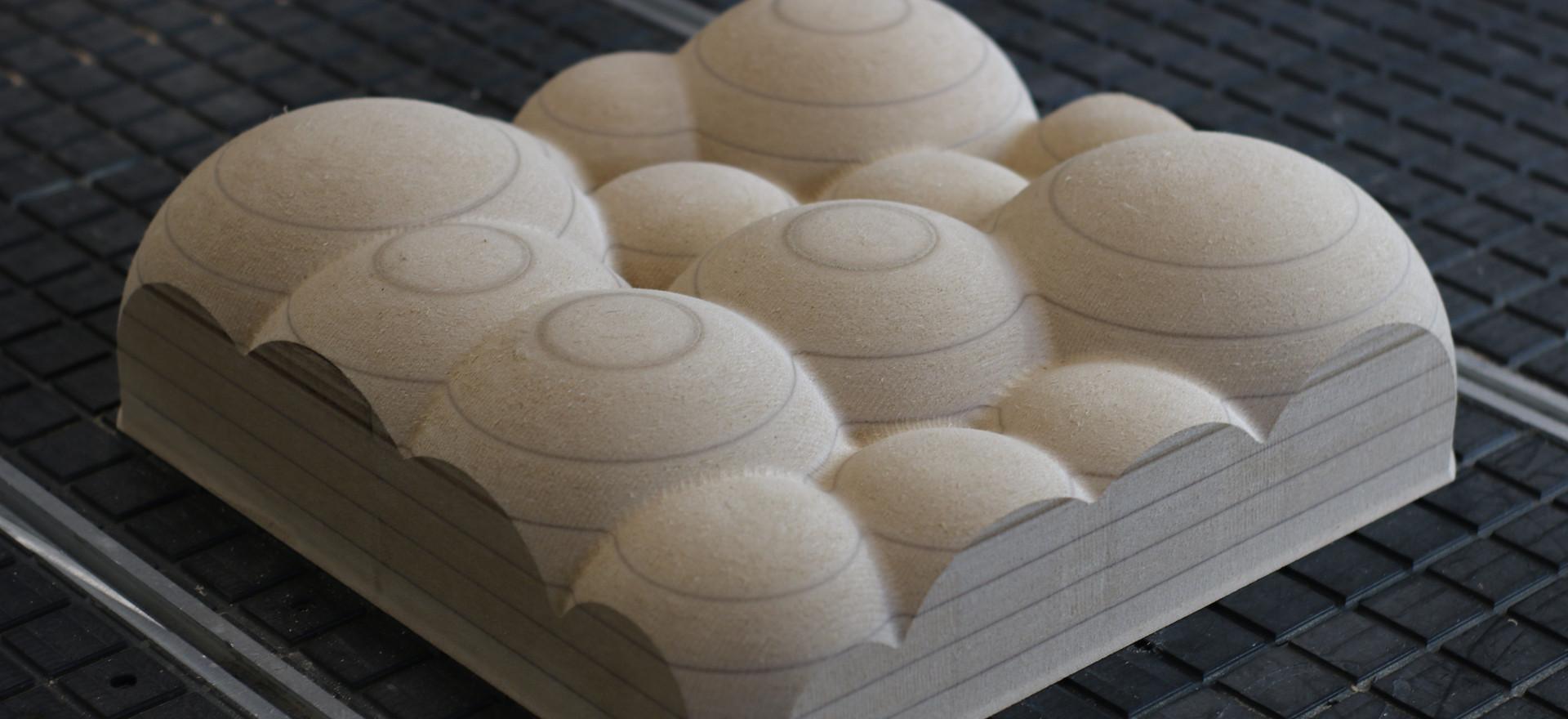 3D CNC frezen