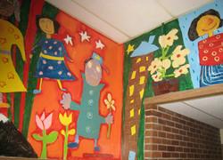 Irving School (detail) 1