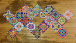 Kaleidoscopes Patterns 4