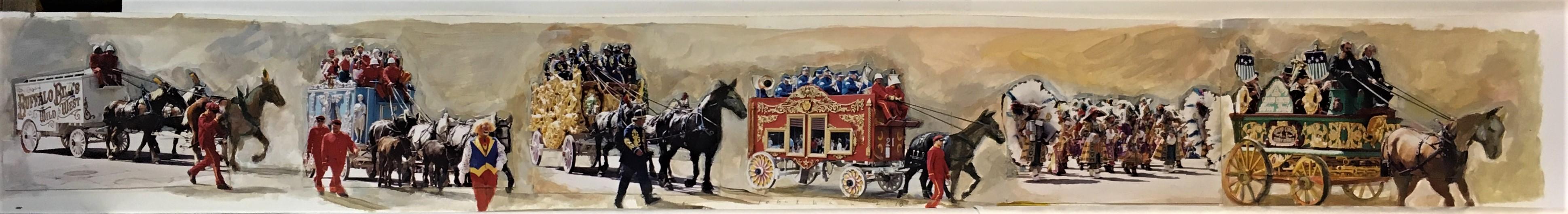 Circus Parade 4