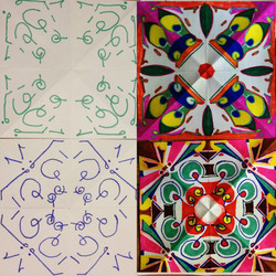 Kaleidoscope Before and Afters 1