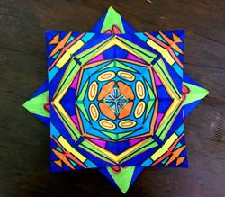 Kaleidoscope Star 4