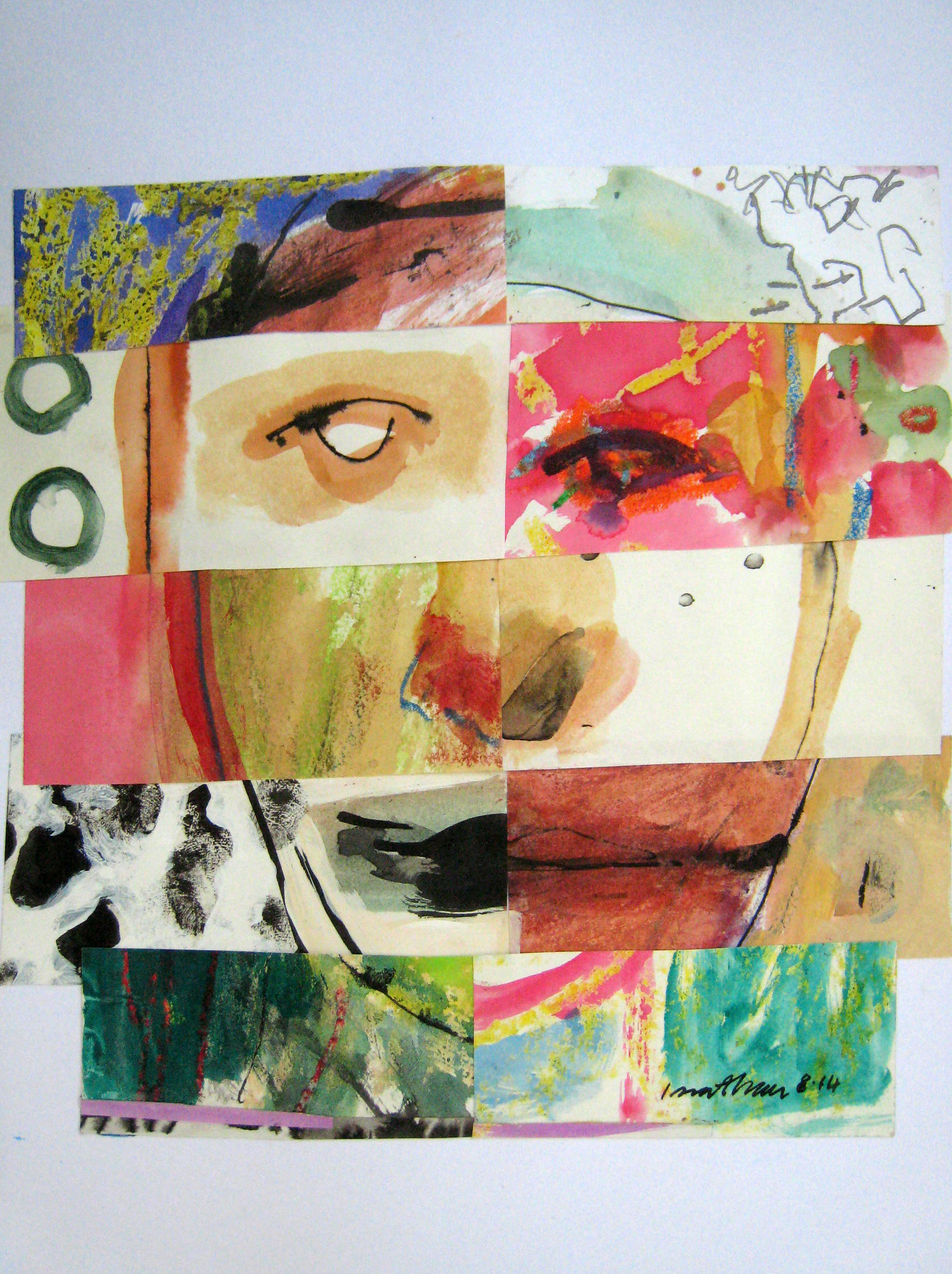 Portrait Quilt 2