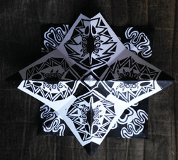 Black and White Stars 2