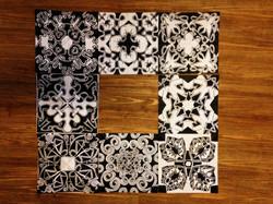 Black and White Kaleidoscopes 4