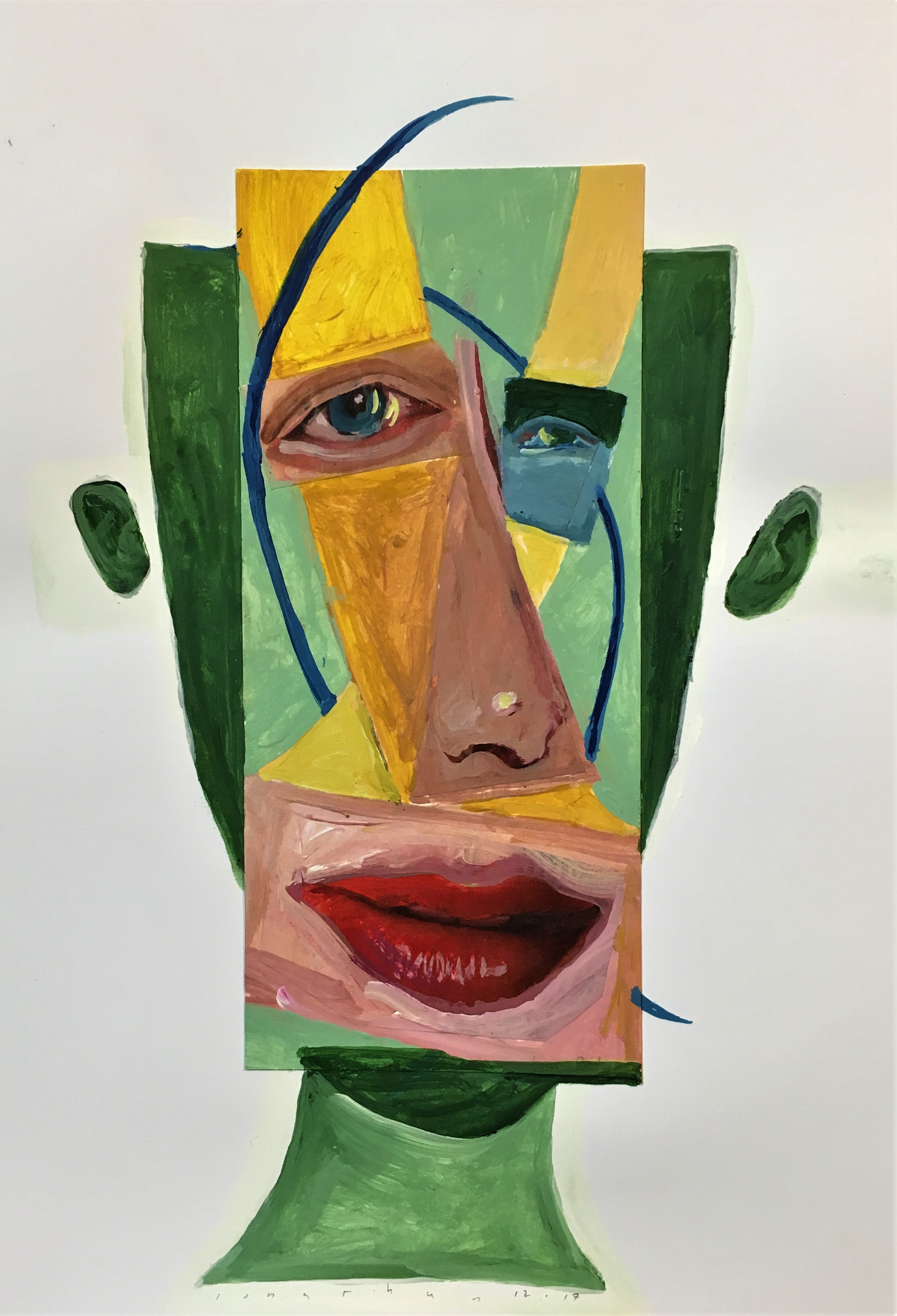 Cubist Tall 6
