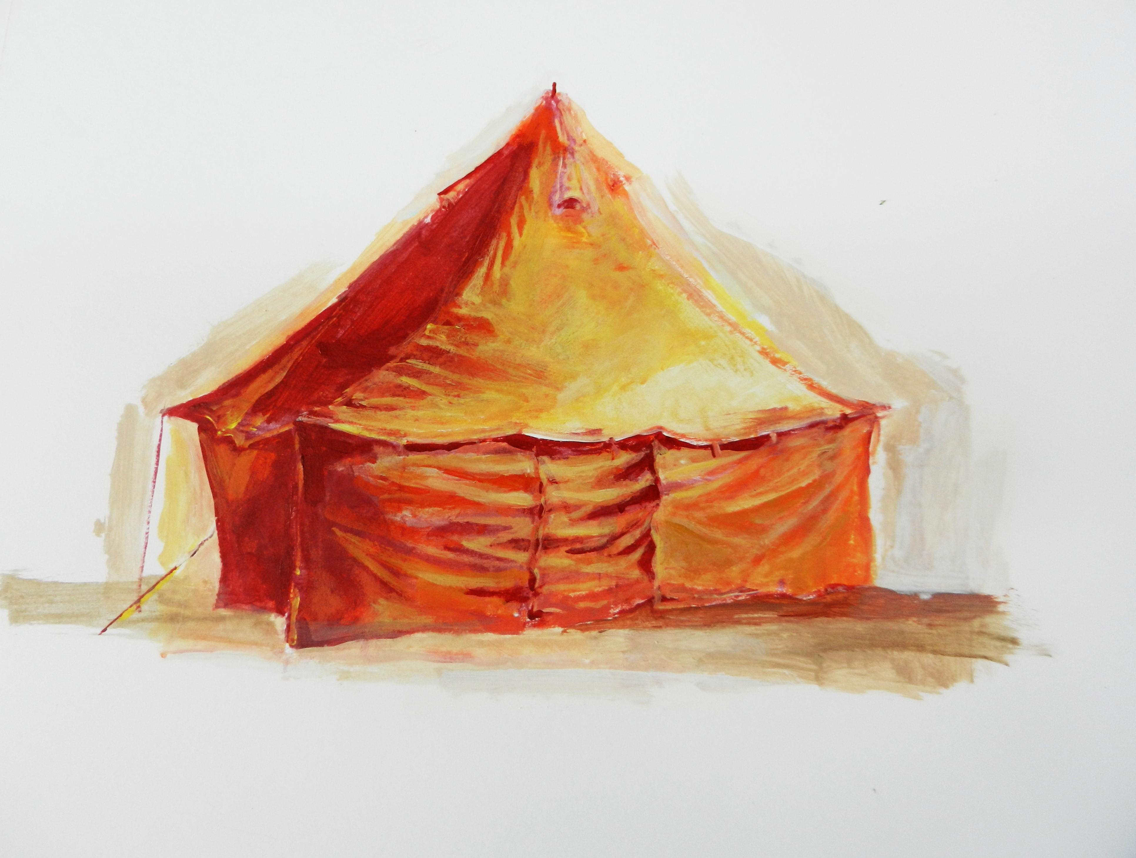 Tent 7