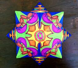 Kaleidoscope Star 3