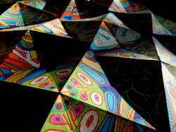 Kaleidoscope Shadows 2