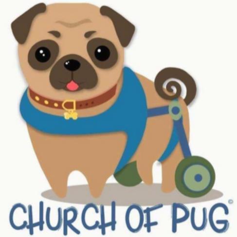 Church of Pug Dog Event