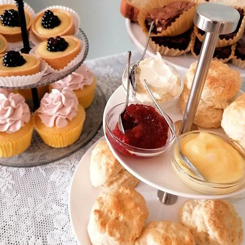 Sweet Tea (prijs p.p., vanaf 2 pers.)
