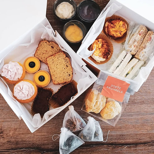 High Tea To Go (2 pers.)