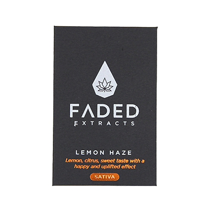 Faded Extracts Shatter