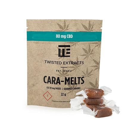 Twisted Cara-Melts 80mg CBD