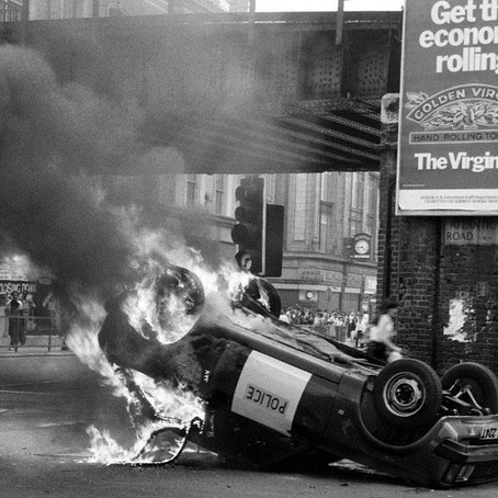 Learning lessons from Bloody Saturday, 40 years on