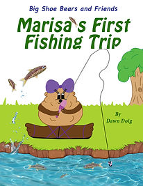 Marisa's First Fishing Trip Cover final