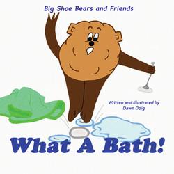 What a Bath! (English)