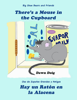 There's a Mouse in the Cupboard (English/Spanish)