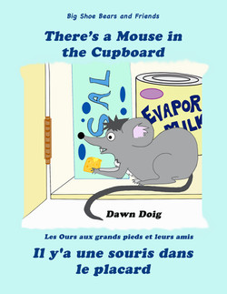 There's a Mouse in the Cupboard (English/French)