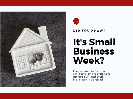 Small Business Week Giveaway!?