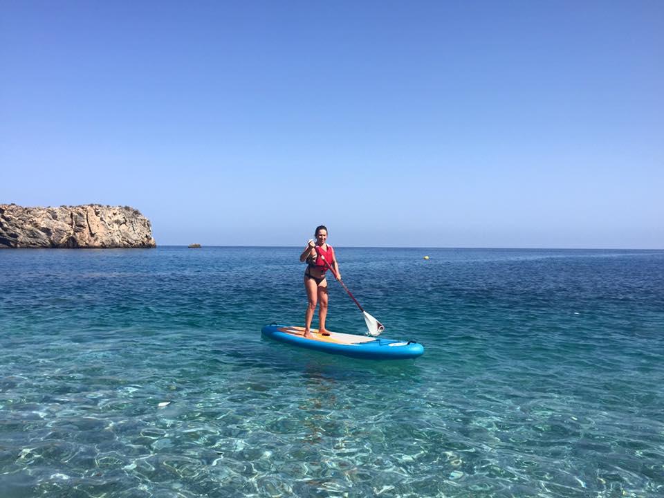 paddle surf La Rijana