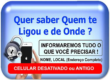 Consulta Usuário Celular - Desativado / Antigo