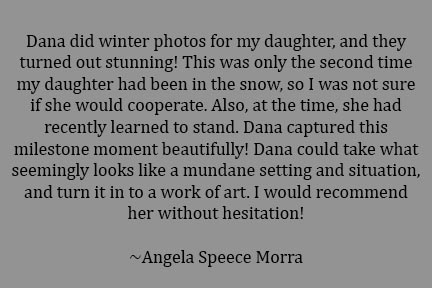 angela Speece morra