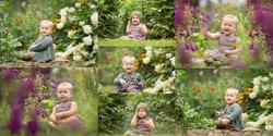 hazel collage