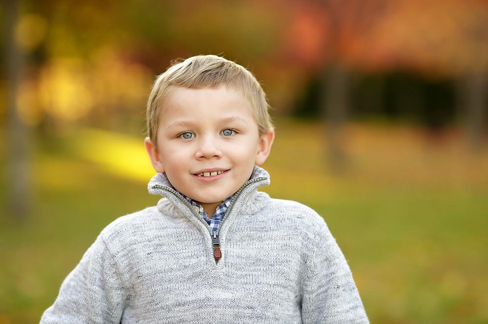 Grosse Pointe Child Photograper
